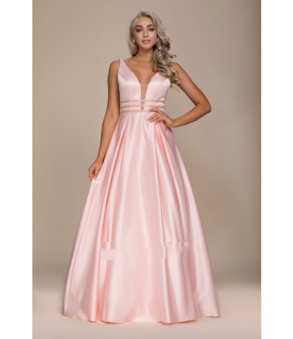 Alice Ball Gown Blush