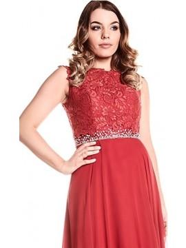 Hazel Dress In Red