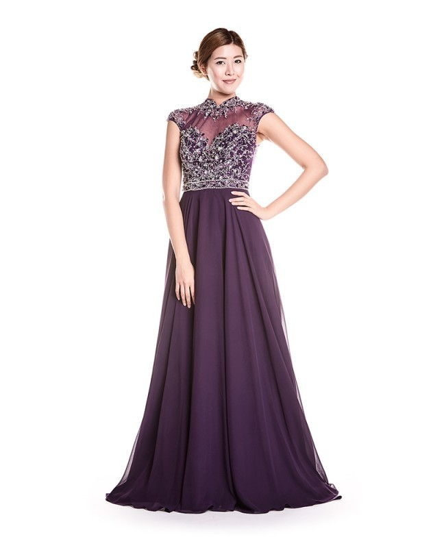 Sequin, Maxi, Dress, Dresses, Bridesmaid, Prom, Evening, wear ...